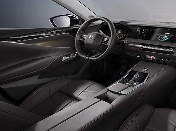 interior del DS 4, los mejores vehículos nuevos DS