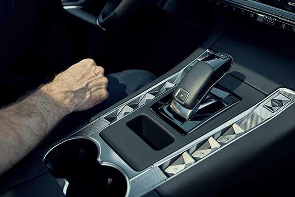 interior con acabado perfecto en todos nuestros vehículos nuevos DS